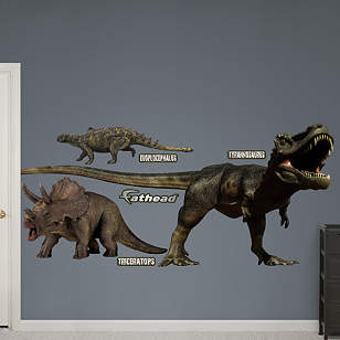 Dinosaurs Group Two